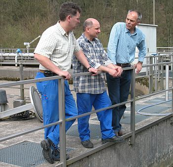 SCRAPER SYSTEMS, RAKES AND SCREENS, DEWATERING SYSTEMS, FLOTATION & SEDIMENTATION, IED Industrieanlagen & Engineering GmbH, ENVIRONMENTAL TECHNOLOGIES IN FRECHEN, GERMANY, Scraper Systems Image